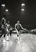 Jerry West 1963 Lakers Basketball 35mm Original Photo Negative The Logo
