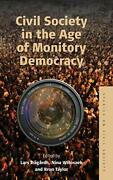 Civil Society In The Age Of Monitory Democracy, Tragardh, Witoszek, Taylor+