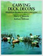 Carving Duck Decoys Full Size Patterns For Hollow Construct By Harry V Shourds