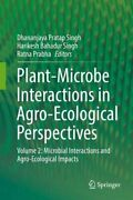 Plant-microbe Interactions In Agro-ecological P, Singh, Singh, Pra Hb-,