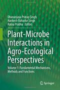 Plant-microbe Interactions In Agro-ecological P, Singh, Singh, Prabha-,