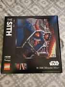 Lego Star Wars The Sith Portrait Picture 31200 New Sealed Lot Of 3