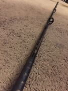 6andrsquo6andrdquo Southbend Fishing Rod Black Beauty Boat /trolling
