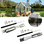 Double Spring Vent Opener Solar Powered Opener Automatic Garden Tool