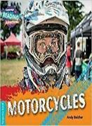 Motorcycles Turquoise Band Cambridge Reading Adventures By Andy Belcher
