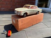 Arnold Toys Bmw 1500 With Remote - Excellent Vintage Original Working In Box