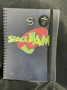 Looney Tunes Space Jam Spiral Notebook 5.8 X 8.3 Inches A5 Journal