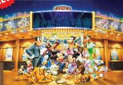 1000 Piece Jigsaw Puzzle To The Theater Of Dreams Last Dress Discontinued 6-317