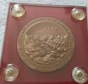 1969 Grand Canyon National Park 50th Anniversary 35 Mm Bronze Medal In Holder