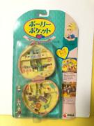 Polly Pocket Mattel Big Size Compact Baby Toy Doll House A156