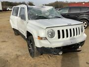 Engine Classic Style Vertical Rear Door Handle 2.4l Fits 16-17 Compass 2534138