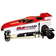 Rj Speed 1/10 Electric Funny Car 2 Wheel Drive Dragster Kit 13