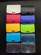 Game Boy Color Gbc Battery Cover Doors - 10 Color Options