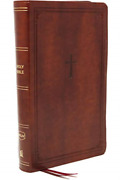 Thomas Nelson-nkjv Ref Bible Compact Leather Hbook New