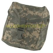 Lot Of 4 New Military Acu Ifak Molle First Aid Pouch / Large Utility Pouch Ln