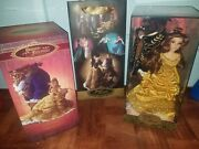 Disney Fairytale Collection Belle And Beast Doll