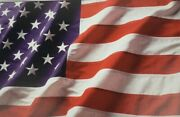 American Flag Patriotic The Colonial Williamsburg Foundation Greeting Card 2001