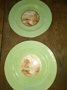 12--nos-- Royal Crown Derby Collectible Plates--made In England--awesome