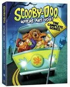 Scooby-doo Where Are You Complete Series Dvd 7-disc Set New Region 1