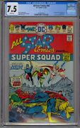 All-star Comics 58 Cgc 7.5 1st Power Girl White Pages