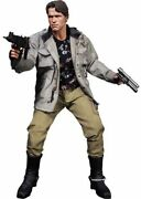 Hot Toys Movie Masterpiece Terminator T-800 1/6 Scale Pvc Abs Figure New From Jp