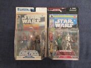 Shadows Of The Empire Star Wars Comic Packs 2 And 4 Sealed