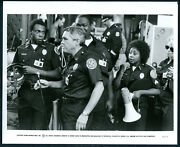 Police Academy 5 '88 Michael Winslow Gw Bailey Marion Ramsey Leslie Easterbrook