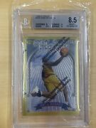 1996-97 Topps Finest Heirs W/ Coating 269 Kobe Bryant Sp Rookie Card Bgs 8.5