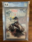 Web Of Spiderman 1 Newsstand Cgc 9.8 White Pages First Appearance 1985