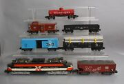 American Flyer 20345 New Haven Mainline Electric Freight Set 499, 935, 958, 985
