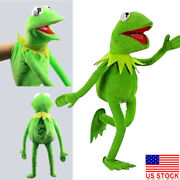 Kermit Frog Christmas Holiday Gift For Kids 60cm Lovely Gift Plush Frog Soft Toy