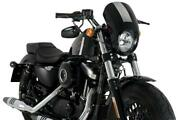 Customacces Anarchy Screen Harley Davidson Sportster Forty-eight 48 Xl1200x 17