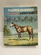 Maquette Ancienne Model Kit Aurora Race Horse Thoroughbred 1964 - Neuf