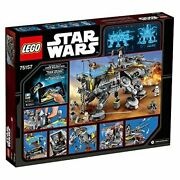 Lego Star Wars 75157 Captain Rexand039s At-te Fend Off The Empire Aboard 972 Pieces