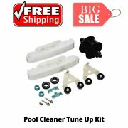 Hayward Axv621417whp Navigator Pool Cleaner A-frame And Pod Combo Tune-up Kit