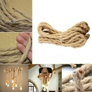 Diy Retro Rope Wire Electrical Cable For Edison Pendant Lamp Home Light Part