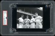 Mickey Mantle And Roger Maris 1964 L Requena Type 1 Original Photo Crystal Clear
