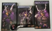 Transformers Fan Toys Insecticons Grenadier Mercenary Forager Ft-12t Ft-13 Ft-14