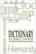 Zondervan Dictionary Of Bible Themes ,