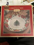 Spode Christmas Tree 2020 Annual Collectors Plate New In Box.