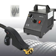 Tire Regroover 110v 350w Truck Tire Car Tire Rubber Tyres Blade Iron Grooving Us