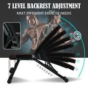 Adjustable Weight Bench Weight Benches For Full Body Workout,strength Training