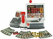 New Toy Theo Klein Electronic Cash Register Gift Kids Game Play Child Fast