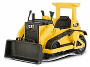 Kid Trax D9 Bulldozer Toddler Ride On Toy 12 Volt Battery 3-5 Years 55-60 Lbs