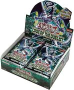 Yu-gi-oh Code Of The Duelist Lot Of 100 Booster Packs