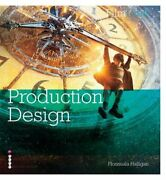 Filmcraft Production Design By Fionnuala Halligan Book The Fast Free Shipping