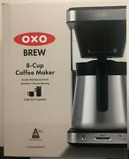 Oxo Brew 8-cup Single Serve Double Wall Thermal Carafe Coffee Maker New