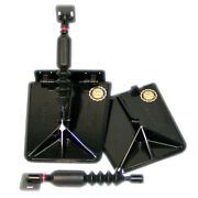 Nauticus Sx9510-60 Smart Tab Sx Composite Trim Tabs For 15-19ft Boat