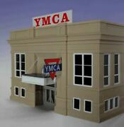 Miller Engineering 30971 Ho/o Animated Sign Ymca Combo Large