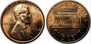 1964 Lincoln Memorial Cent Penny Possible Sms